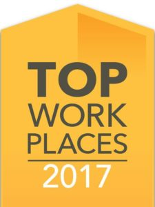 Top Work Places 2017