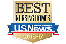 Best Nursing Homes Award - U.S. New 2017