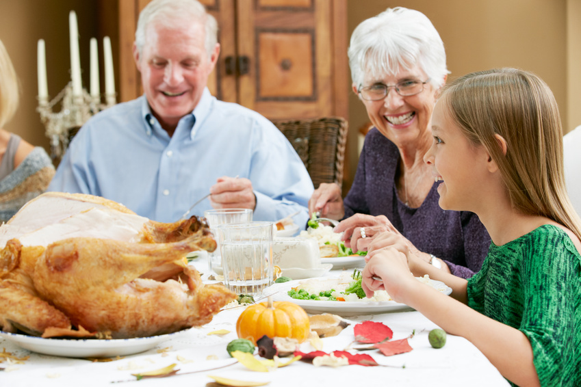 How To Make Thanksgiving Special For Seniors